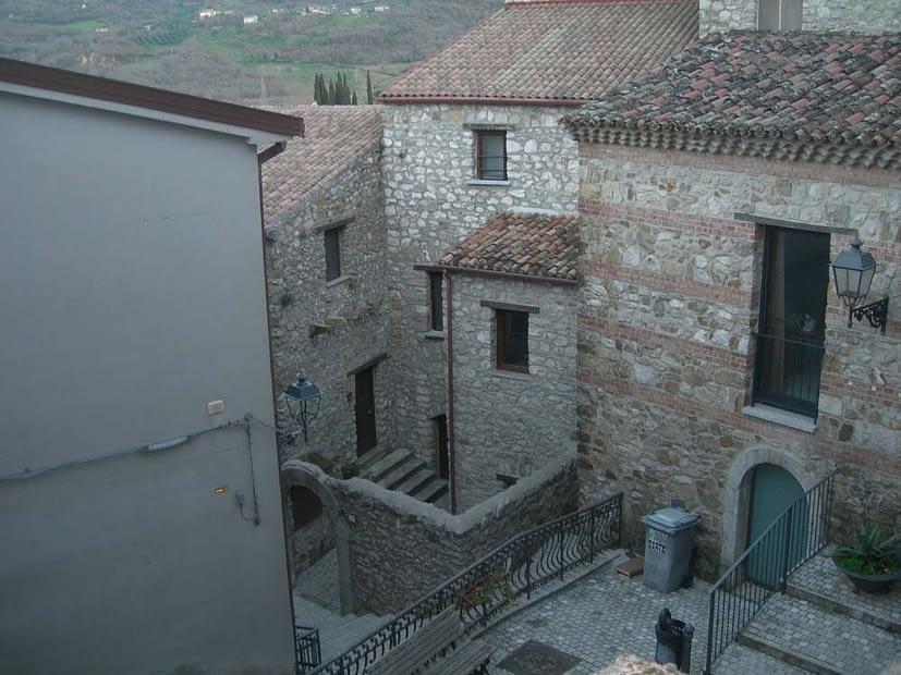 Centro storico di quaglietta